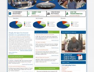 Open Government Initiative - The Republic of Sierra Leone