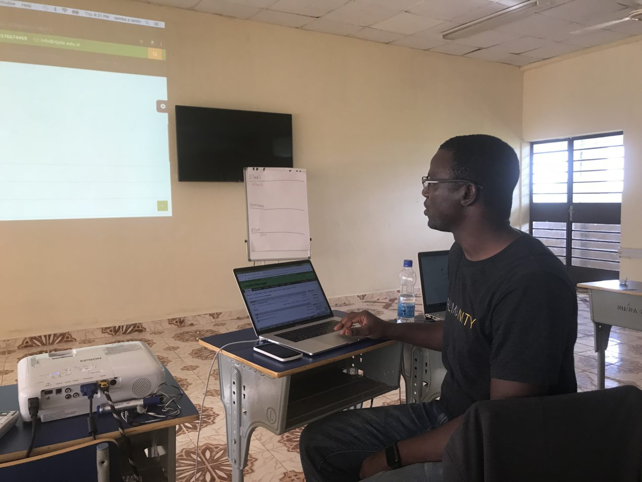 Call for Sierra Leonean IT Professionals in the Diaspora and at home to serve as mentors